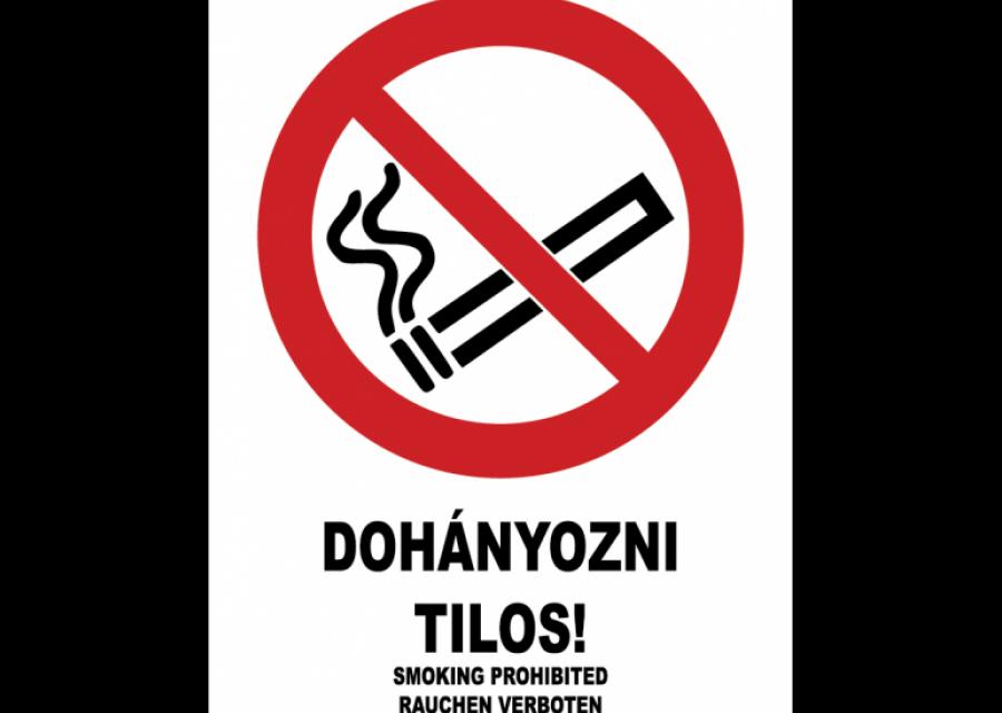 dohányzás tilos június 1